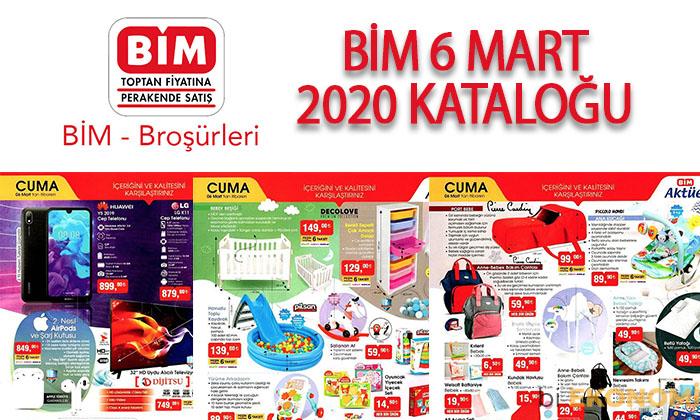 Bim 6 Mart 2020 Kataloğu