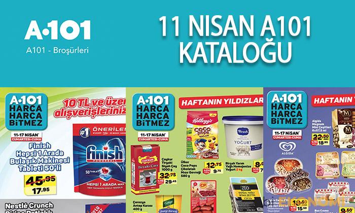A101 11 Nisan 2020 Aktüel Ürünler Kataloğu