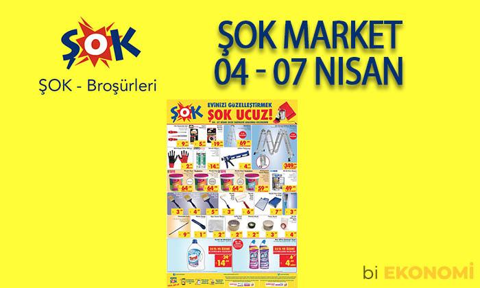Şok Market 04 – 07 Nisan 2020