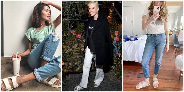 Ayakkabı Giymemekten Şişen Ayaklara Müjde: 2020 Yazına Damga Vuran Çirkin Terlik Modası