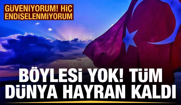 Dünya Antalya'ya hayran kaldı: Güvenli turizmin adresi Türkiye