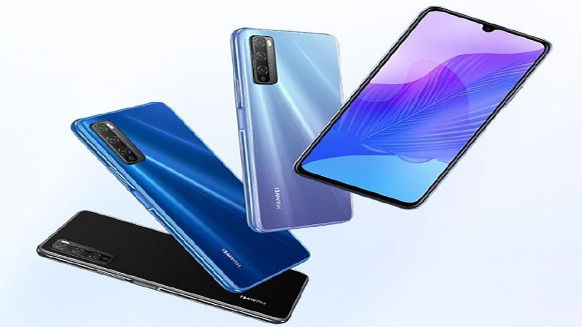 Huawei Yeni 5G Destekli Telefonu Enjoy 20 Pro Modelini Tanıttı