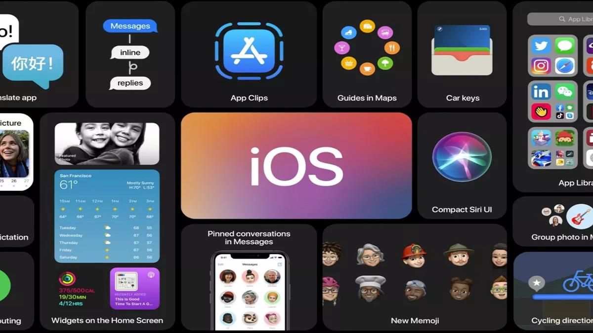 iOS 14 Duyuruldu ; iPhone'lar Değişiyor