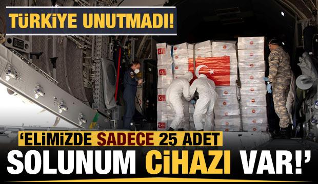 Türkiye tek başına savaşıyor! Çad'dan solunum cihazı açıklaması