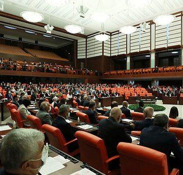Azerbaycan Büyükelçisi Hazar İbrahim Meclis'in yeni yasama yılı açılışına katıldı