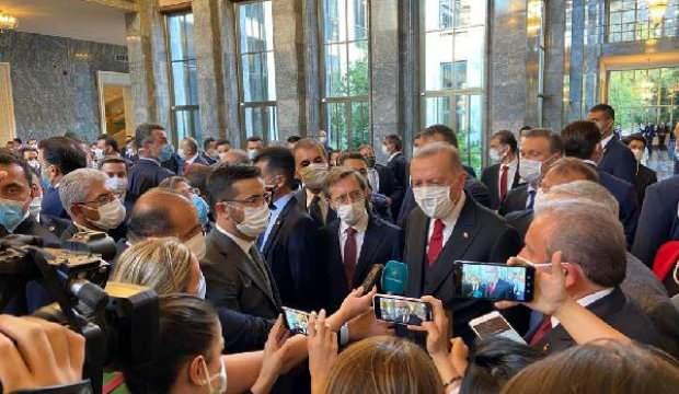 Cumhurbaşkanı Erdoğan idam için yeşil ışık yaktı