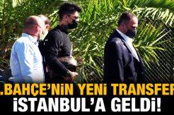 Diego Perotti İstanbul'a geldi!