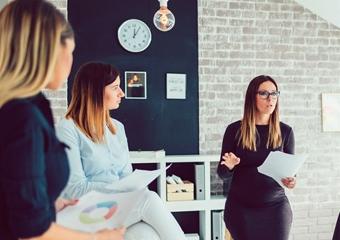 Dünyada kamu ihalelerinde kadın girişimci oranı yüzde 1