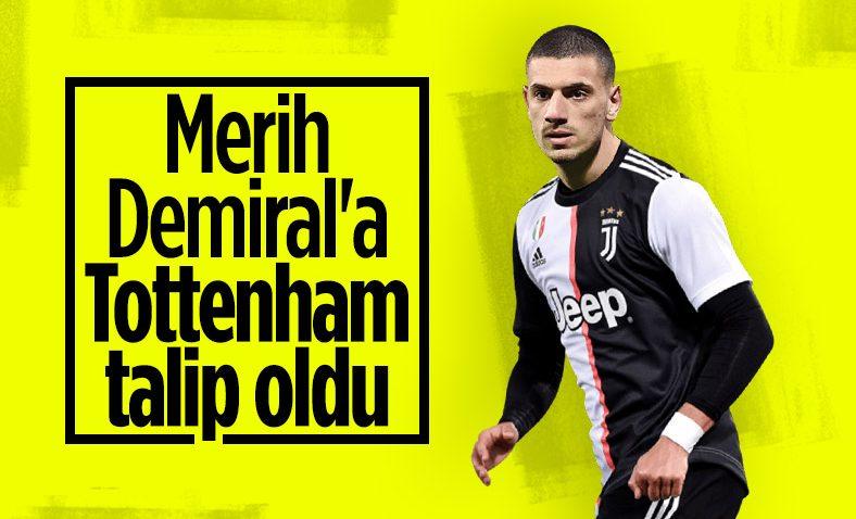 Tottenham, Merih Demiral'ı radarına aldı