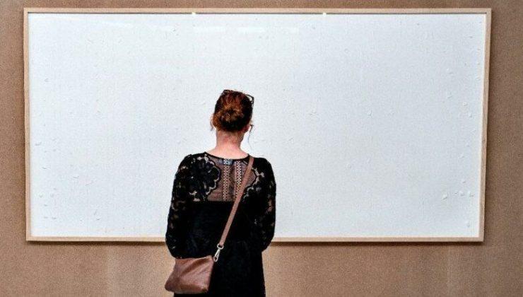 750 Bin TL Karşılığında Müzeye İçi Boş Çerçeveler Gönderip Kaçan Ressam(!): Bunun Adı Sanat
