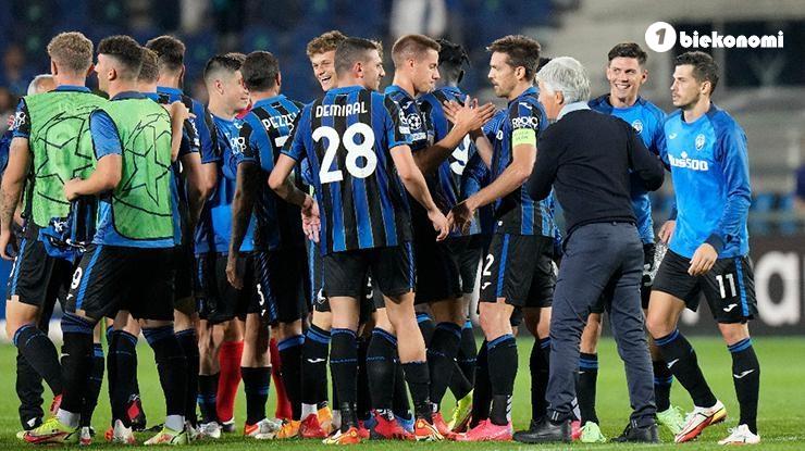 Atalanta-Young Boys maç sonucu: 1-0