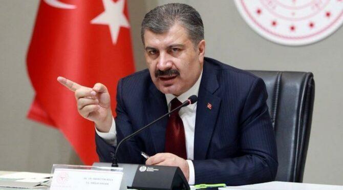 Bilim Kurulu sonrası Sağlık Bakanı Fahrettin Koca'dan çarpıcı tedbir ve yüz yüze eğitim açıklamalar!
