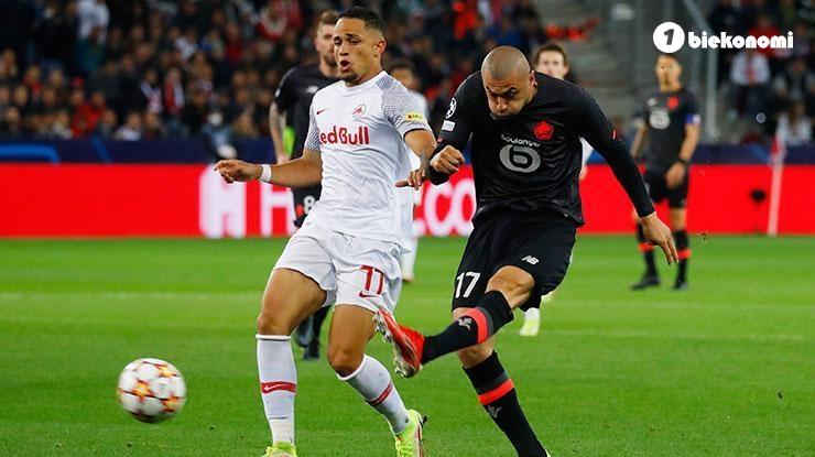 Burak Yılmazın çabası yetmedi! (ÖZET) Salzburg-Lille maç sonucu:…