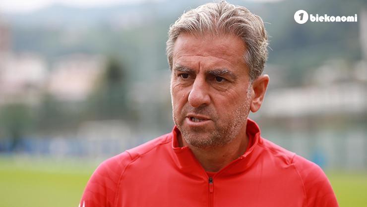 Çaykur Rizespor Teknik Direktörü Hamza Hamzaoğlu: Biraz sabır…