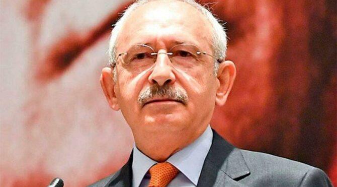 CHP, sosyal medya hesabından paylaştı: İçimde ukdedir