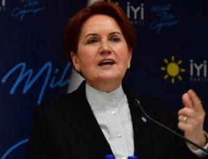 Cumhurbaşkanı adayının özelliklerini sıralayan Akşener, 'başbakan' sözlerine açıklık getirdi