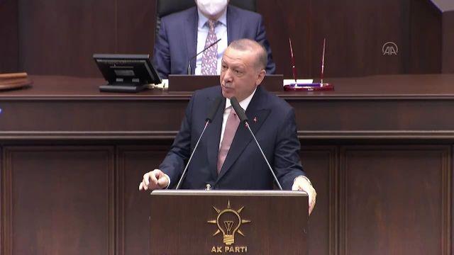 Cumhurbaşkanı Erdoğan: Tepeden tırnağa hepsi yalan