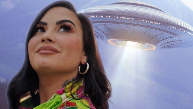 Demi Lovato: Uzaylıların Bazıları Aramızda Yaşıyor