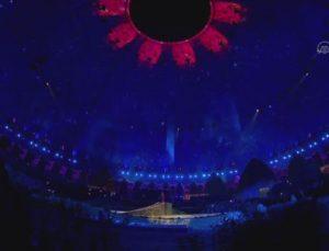 DUBAİ – Expo 2020 Dubai resmi açılış töreni yapıldı