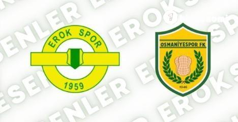 Esenler Eroksporu penaltılarla geçen Osmaniyespor, turladı