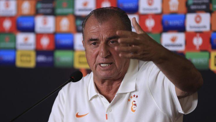 Fatih Terim: Yeni bir Galatasaray fikri beni çok heyecanlandırıyor