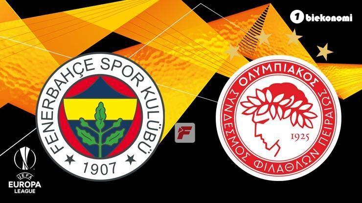 Fenerbahçe-Olympiakos maçı ne zaman, saat kaçta, hangi kanalda?…