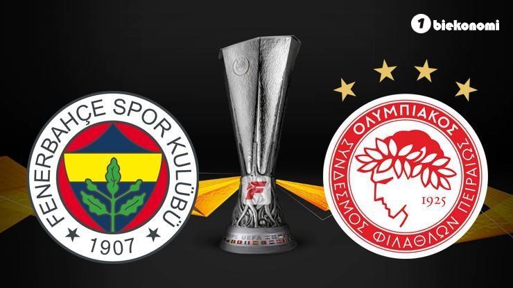 Fenerbahçe-Olympiakos maçı saat kaçta, şifresiz mi yayınlanacak?