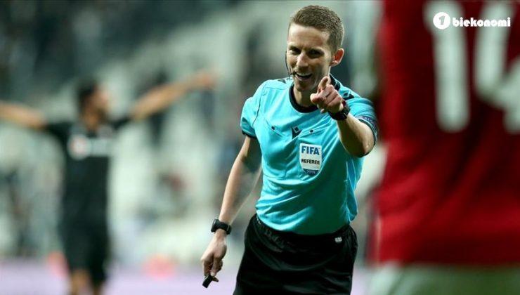 Fenerbahçe-Olympiakos maçının hakemi kim?