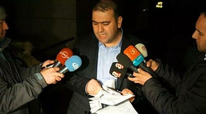 Fetullah Gülen'in avukatlarından Adnan Şeker'e 35 yıl hapis