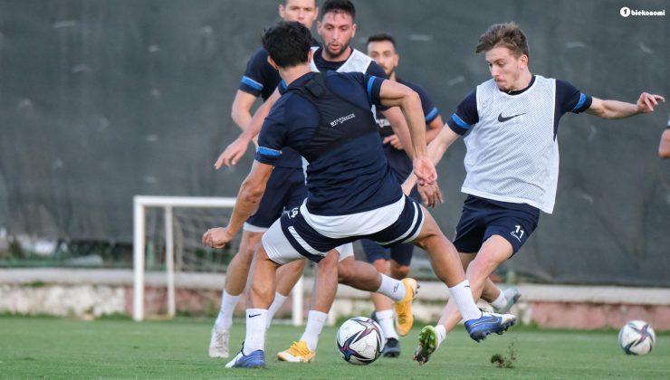 Hatayspor, Yeni Malatyaspor maçının hazırlıklarını sürdürdü