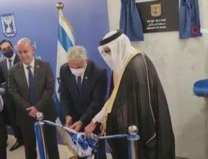 – İsrail'in Manama Büyükelçiliği açıldı