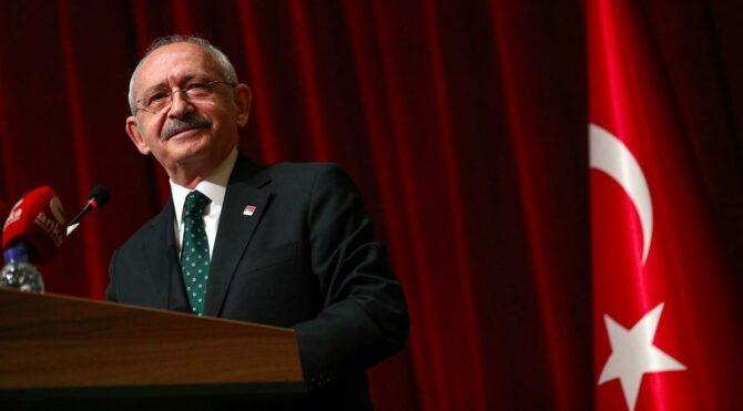 Kılıçdaroğlu: Erdoğan, sen yapmazsan biz yapacağız