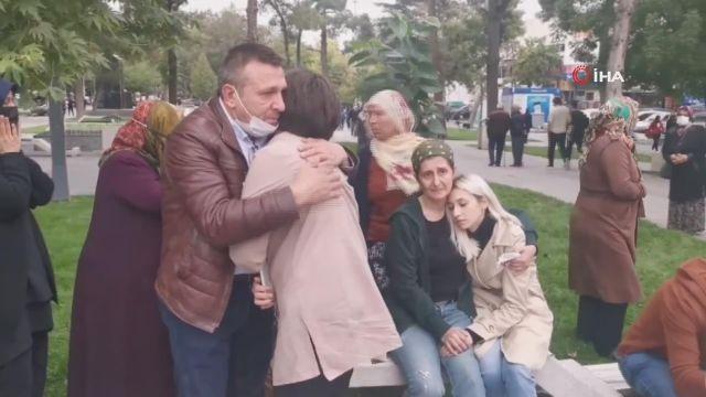 Kızını yorgun mermi olayında kaybeden anne tahliye kararına tepki gösterdi