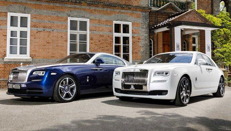 Lüks Otomobilin Tanımı Olan Rolls Royce, İlk Elektrikli Arabası İçin Tarih Verdi