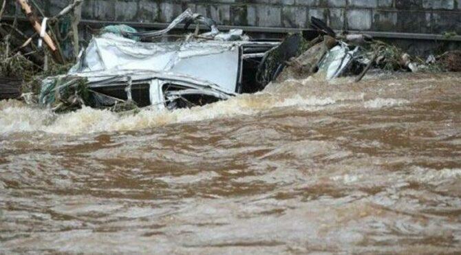Meteoroloji'den Doğu ve Batı Karadeniz için 'sel' uyarısı
