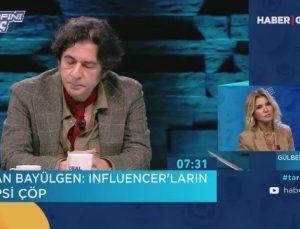 Okan Bayülgen: Influencer'ların hepsi çöp!