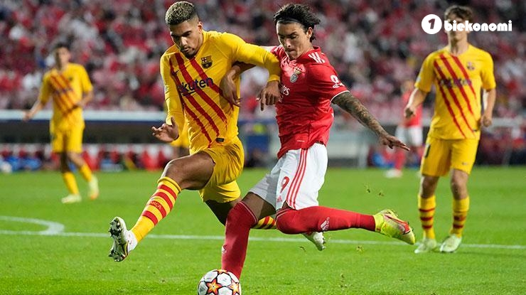 (ÖZET) Benfica-Barcelona maç sonucu: 3-0