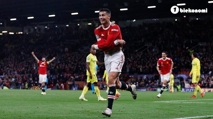 ÖZET Manchester United-Villarreal maç sonucu: 2-1