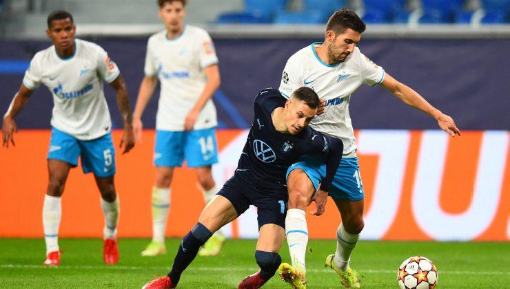 Şampiyonlar Ligi | Zenit-Malmö maç sonucu: 4-0