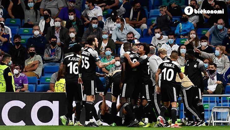 Sheriff'in Real Madrid galibiyeti dünya basınında