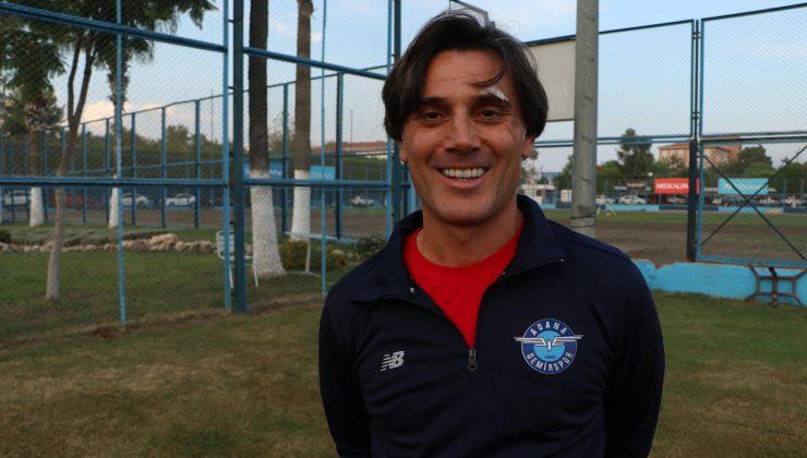 Vincenzo Montella: Şans her zaman cesaretli olan insanların yanındadır