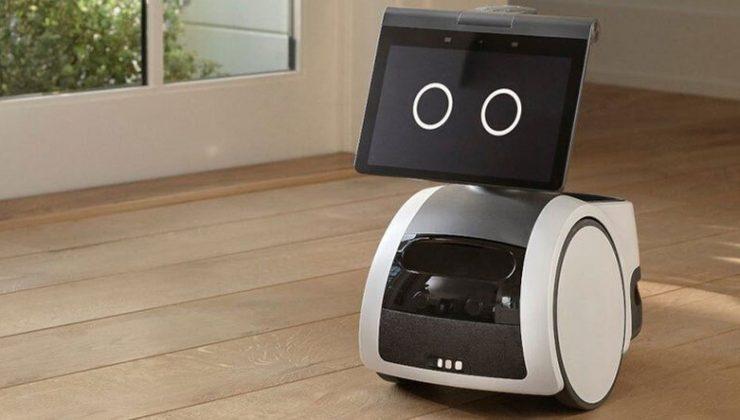 Wall-E Gerçek Oldu: Amazon, Aile Dostu Robotu Astro'yu Tanıttı: İşte Özellikleri ve Fiyatı