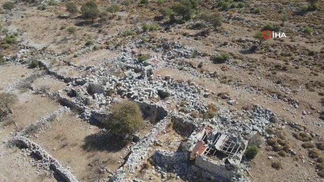 12 bin yıllık antik kent gün yüzüne çıkıyor
