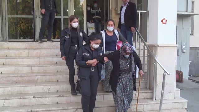 4 yıl 2 ay kesinleşmiş cezası olan 67 yaşındaki kadın yakalandı