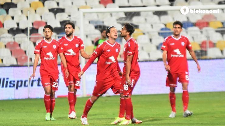 Altınordu – Menemenspor maç sonucu: 1-0