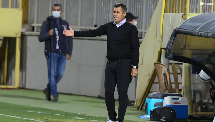 Altınordu Teknik Direktörü Hüseyin Eroğlu: Kurguyu yeni oturtuyoruz