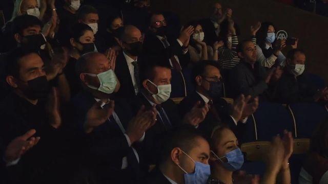 ANKARA – Ankara'nın başkent oluşunun 98. yıl dönümü Bozkurt İlham Gencer konseriyle kutlandı