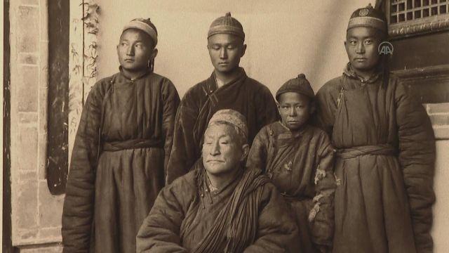 ANKARA – Eski Fin Cumhurbaşkanı'nın gözünden Türkistan'dan Çin'e 115 yıllık fotoğraf kareleri
