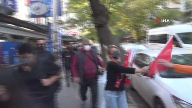 Ankara'nın başkent oluşunun yıl dönümü Çankaya'da kutlandı