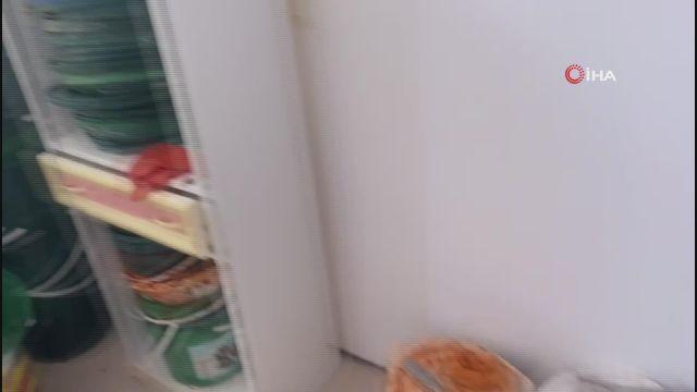 Antalya'da 7,5 ton etiketsiz, faturasız salça ve turşu ele geçirildi